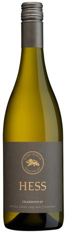 Hess Chardonnay Shirtail Creek Vineyard
